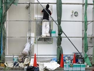 外壁工事職人の仕事内容