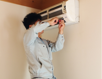エアコン設置工事とは